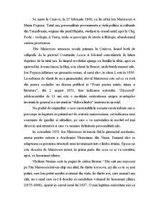 Titu Maiorescu - Îndrumător al Literaturii Române - Pagina 5