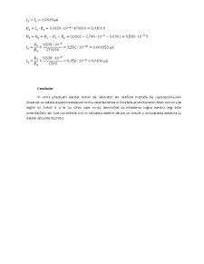 Verificarea pe Cale Experimentala a Metodei de Suprapozitie. Determinarea Conductantelor de Intrare si Celor Mutuale. Trasarea Diagramei Potentiale a Unui Contur Inchis - Pagina 3
