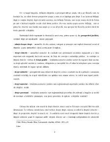 Notiunea, Rolul si Functiile Dreptului - Pagina 2