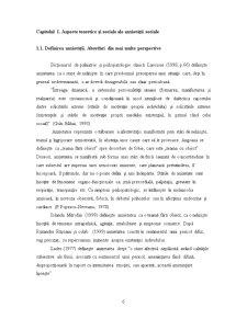 Anxietatea Socială - Pagina 3
