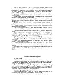Drept Civil - Capitolul 5 - Persoana Juridica - Pagina 4