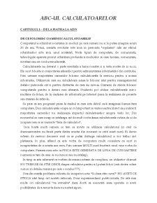 Curs ECDL - Pagina 1
