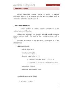 Realizarea unui Camin Studentesc - Pagina 4