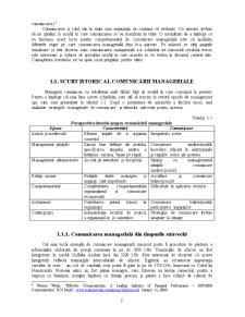Comunicare Manageriala - Rolul Comunicarii - Pagina 2