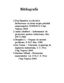 Proiectarea Reductorului Cilindric cu Dinti Inclinati - Pagina 1
