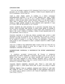 Pensii Private - Pagina 1