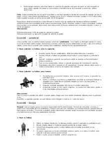 Exercitii de Culturism - Pagina 2