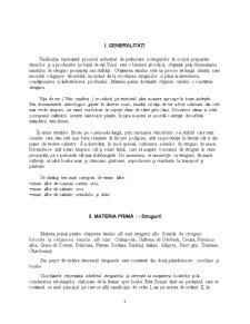 Tehnologia de Vinificare a Strugurilor după Procedeul în Alb - Pagina 3