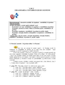 Contabilitate de Gestiune II - Pagina 5