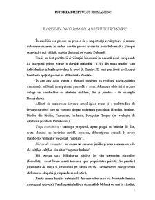 Istoria Dreptului - Pagina 1