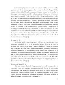 L'Analyse Comparative de L'evolution des Indicateurs Macroeconomiques Dans les Pays G-8 - Pagina 5