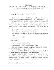 Contractul de Tranzacție - Pagina 1