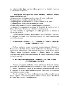Reglementari si Supraveghere Bancara - Pagina 4