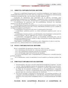Contabilitate de Gestiune si Calculatia Costurilor - Pagina 3