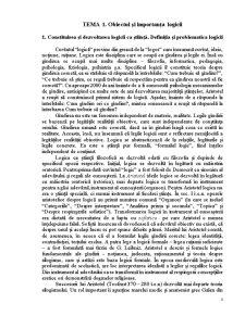 Curs de Logică - Pagina 4