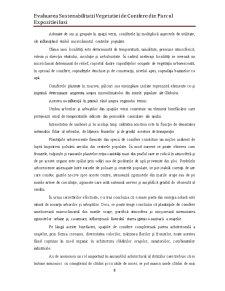 Evaluarea Sustenabilitatii Vegetatiei de Conifere din Parcul Expozitiei Iasi - Pagina 5