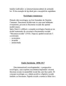 Durkheim și Paretto - Pagina 5