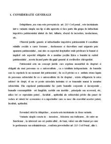Delapidarea - Pagina 2