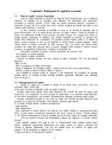 Bazele Functionarii Pietei de Capital - Pagina 1