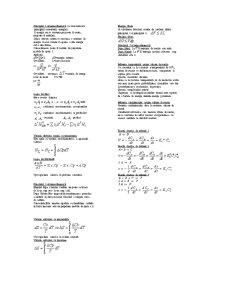 Fituica la Examen de Chimie - Pagina 1