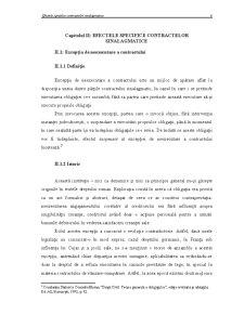 Efectele Specifice Contractelor Sinalagmatice - Pagina 5