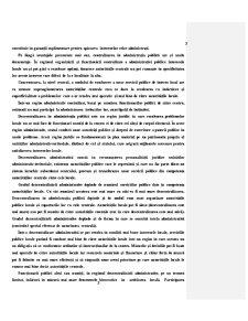 Centralizare și Descentralizare în Administrația Publică - Pagina 3