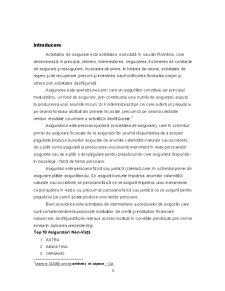 Produse de Asigurări în România - Pagina 3