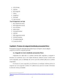 Produse de Asigurări în România - Pagina 4