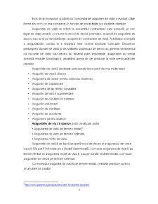 Produse de Asigurări în România - Pagina 5