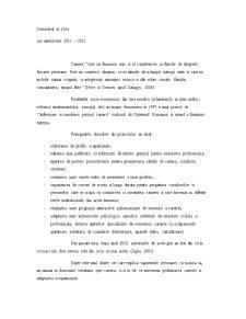 Consilierea Carierei - Pagina 1
