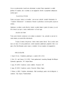 Consilierea Carierei - Pagina 4