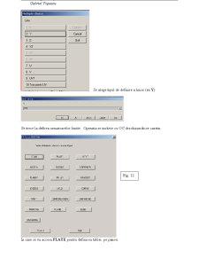 Tribon - Modelarea Sectiilor Plane - Pagina 4