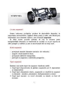 Suspensie și Airbag - Pagina 2