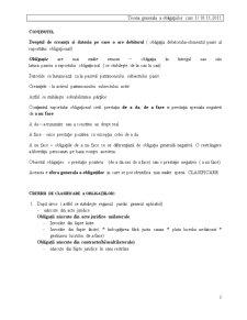 Drept Civil - Teoria Obligatiilor - Pagina 2