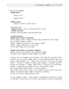 Drept Civil - Teoria Obligatiilor - Pagina 3