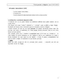 Drept Civil - Teoria Obligatiilor - Pagina 5
