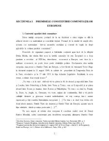 Construcția Comunitară și Drepturile Omului - Pagina 2