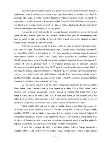 Studiu asupra Normalizarii Contabilitatii la Nivel European - Pagina 2