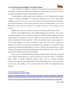 Cota Unica de Impozitare in Bulgaria si Implicatii ale Acesteia - Pagina 4
