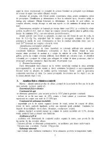 Chimia și Analiza Produselor Alimentare - Pagina 3