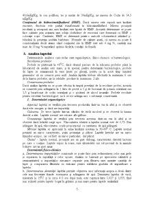 Chimia și Analiza Produselor Alimentare - Pagina 5