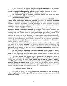 Auditul și Certificarea Situațiilor Financiare Anuale - Pagina 3
