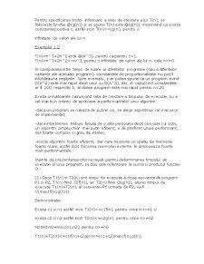 Structuri de Date și Algoritmi - Pagina 3
