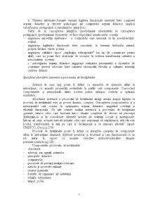 Problematica Teoriei si Metodologiei Instruirii - Pagina 5