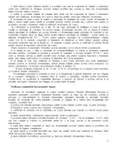 Procedura Emiterii Autorizatiei de Construire - Desfiintare - Pagina 2