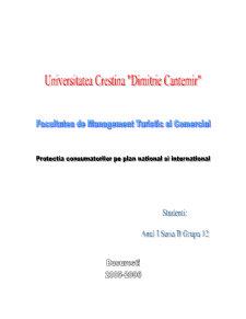 Protectia Consumatorilor pe Plan International - Pagina 1