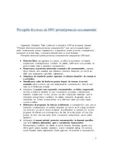 Protectia Consumatorilor pe Plan International - Pagina 2