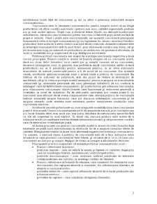 Origini și Obiective Specifice Politicii de Concurență Europene - Pagina 3