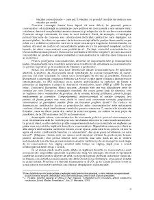 Origini și Obiective Specifice Politicii de Concurență Europene - Pagina 4