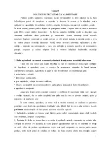 Securitatea Alimentară - Pagina 1